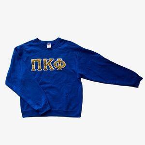 Fraternity College Sweatshirt Crewneck
